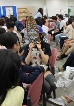 JICA新潟デスクの本田龍輔さんに協力隊体験談をワークショップ形式で行っていただきました。_c0167632_13494813.jpg