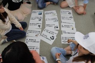 JICA新潟デスクの本田龍輔さんに協力隊体験談をワークショップ形式で行っていただきました。_c0167632_13533353.jpg