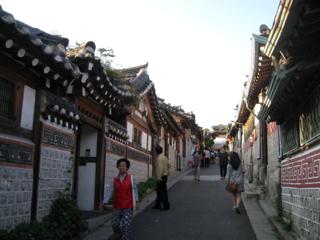 韓国 三清洞 北村 エピソード2_b0325640_1502553.jpg