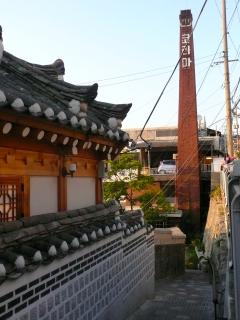 韓国 三清洞 北村 エピソード2_b0325640_1532394.jpg