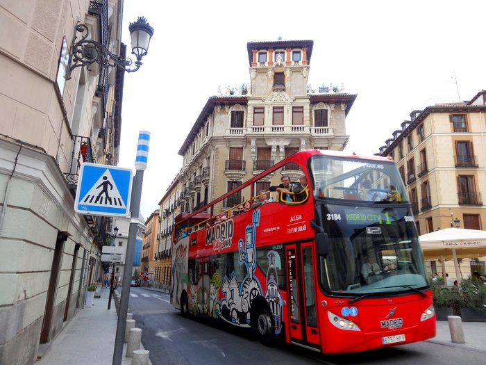 スペイン旅行記 5 マドリード・スナップ_a0092659_21422776.jpg