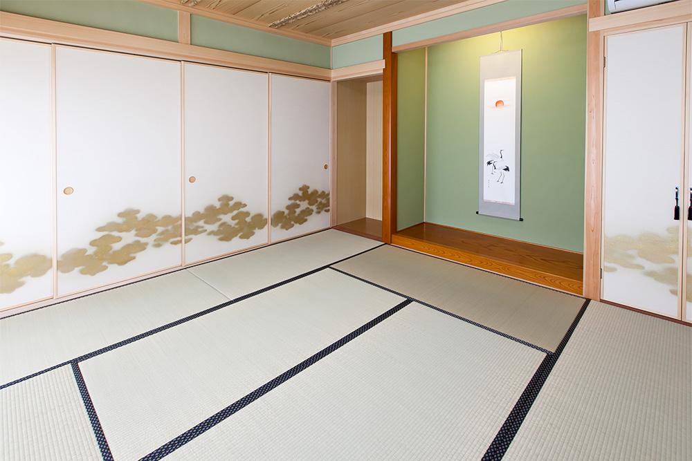 風格ある木造平屋オール電化の邸宅 -第8回(完成)-_a0163962_855777.jpg