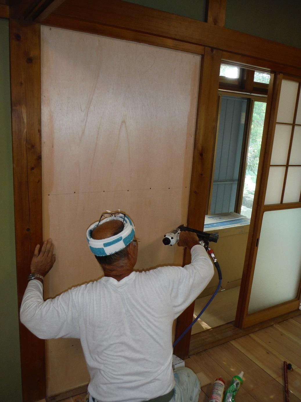 中古住宅リフォーム ~ 土壁の問題_d0165368_7105920.jpg