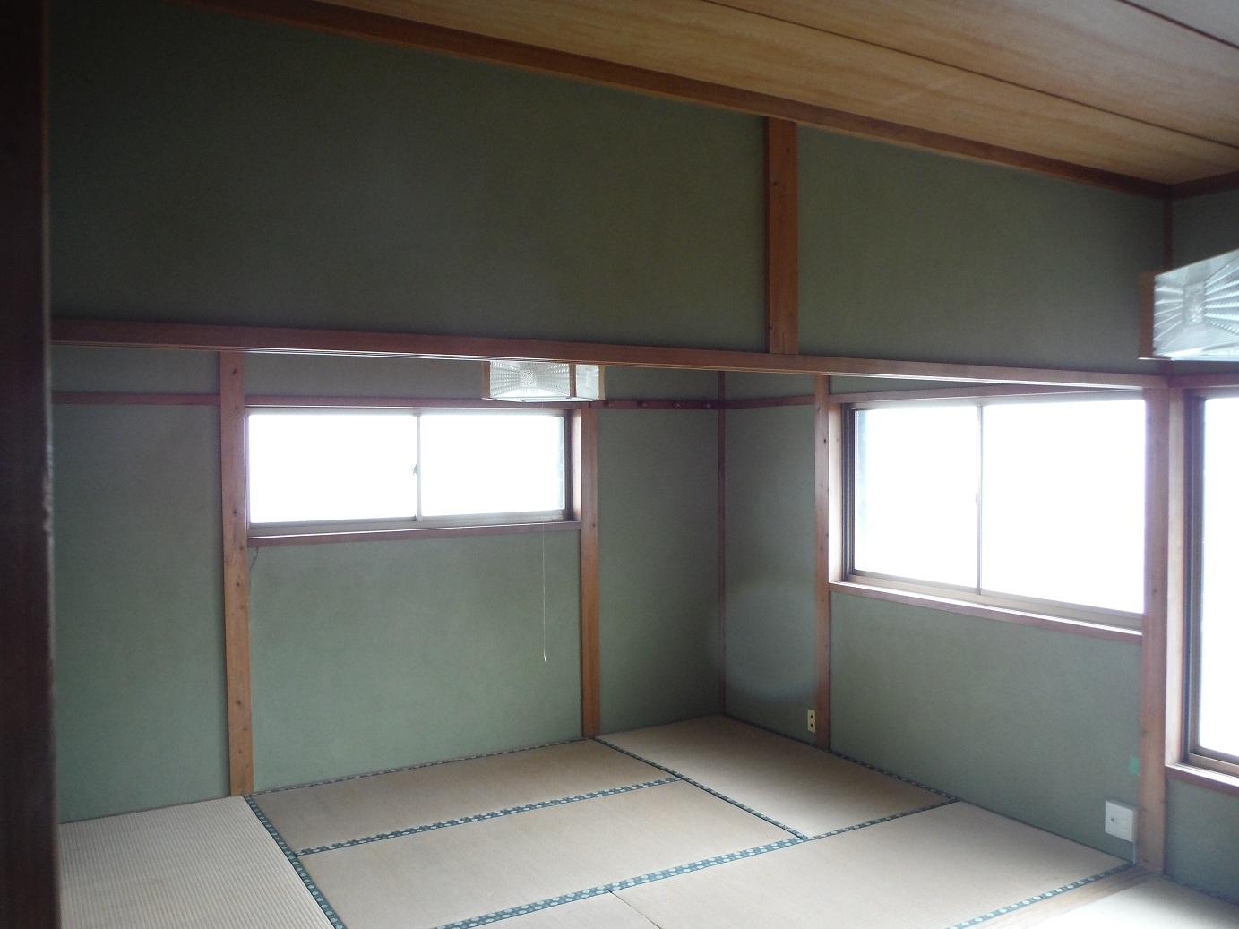 中古住宅リフォーム ~ 土壁の問題_d0165368_792620.jpg