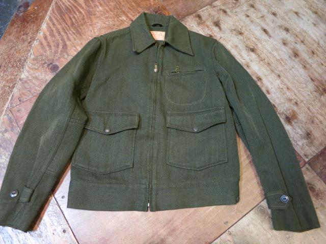 10/12(日)入荷!50'S ヘラクレス wool whipcode JKT!_c0144020_20111964.jpg