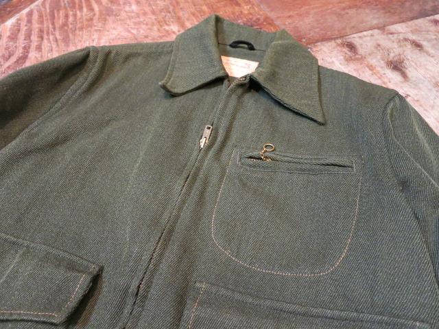 10/12(日)入荷!50'S ヘラクレス wool whipcode JKT!_c0144020_20112766.jpg