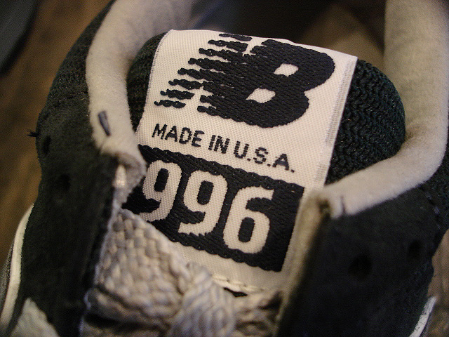 """NEW : new balance [Authors Collection] \""""M1400 HR\"""" & [PREPPY] \""""M996 NAV\"""" LIMITED EDITION !!_a0132147_1353729.jpg"""