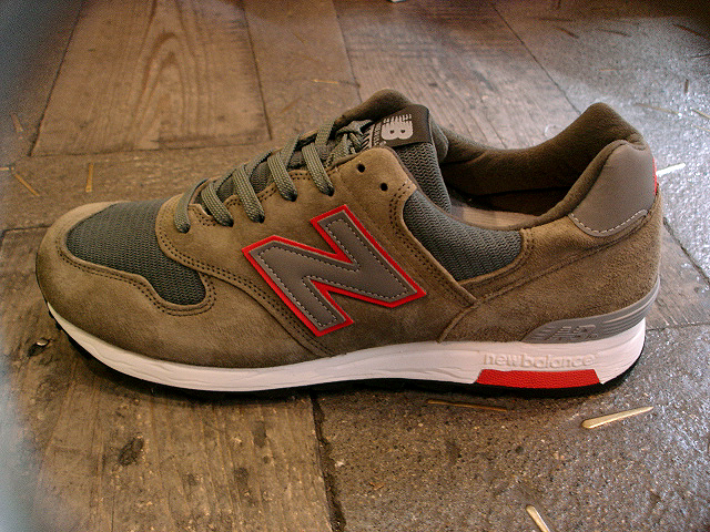 """NEW : new balance [Authors Collection] \""""M1400 HR\"""" & [PREPPY] \""""M996 NAV\"""" LIMITED EDITION !!_a0132147_13937.jpg"""