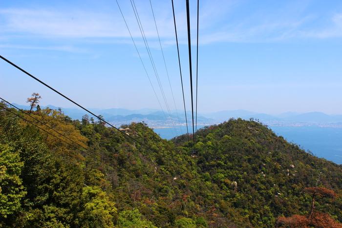 2014新緑旅☆宮島 ~その17 弥山~_e0232054_2111557.jpg