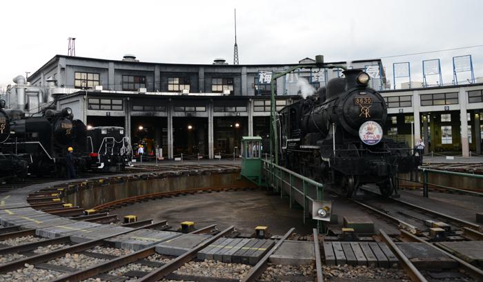 京都おすすめの観光スポット!梅小路蒸気機関車館_e0171573_19422090.jpg