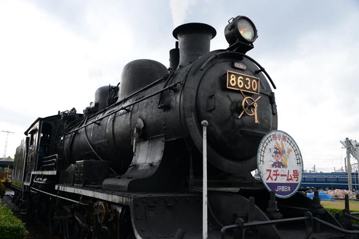 京都おすすめの観光スポット!梅小路蒸気機関車館_e0171573_1942461.jpg