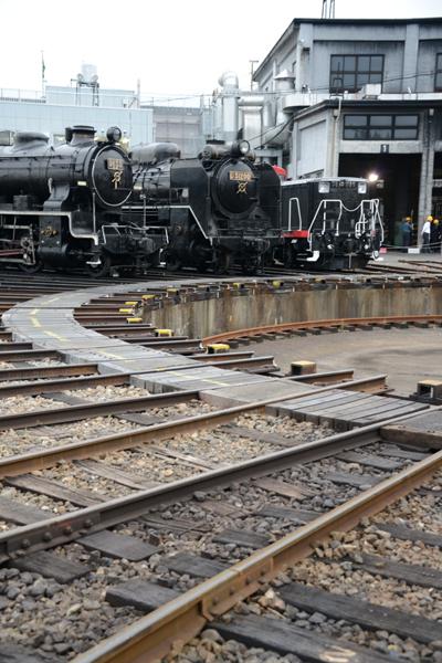 京都おすすめの観光スポット!梅小路蒸気機関車館_e0171573_1943236.jpg