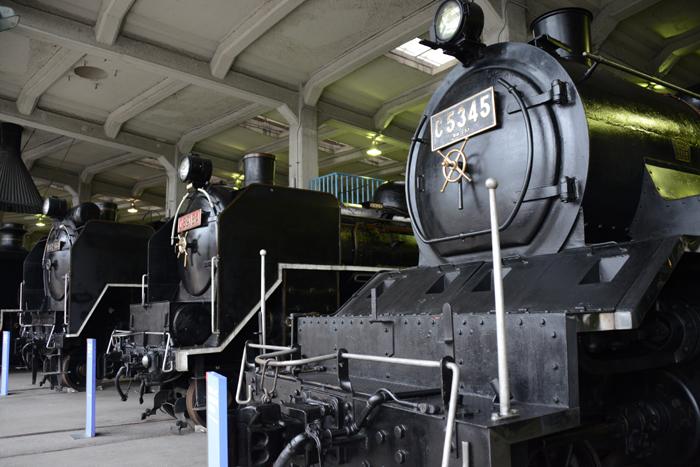 京都おすすめの観光スポット!梅小路蒸気機関車館_e0171573_19434290.jpg