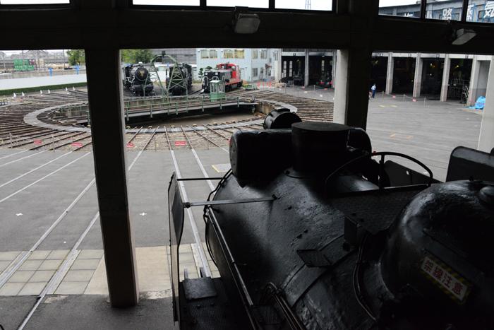 京都おすすめの観光スポット!梅小路蒸気機関車館_e0171573_1944126.jpg