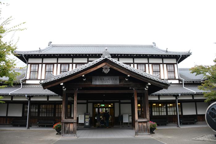 京都おすすめの観光スポット!梅小路蒸気機関車館_e0171573_1945204.jpg