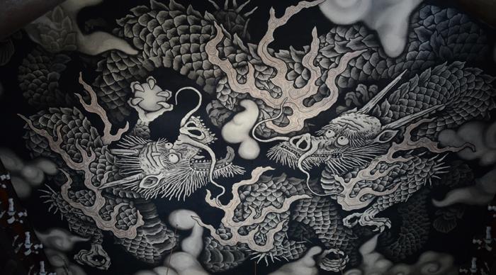 京都おすすめの観光スポット。堂内撮影OK!建仁寺_e0171573_2003730.jpg