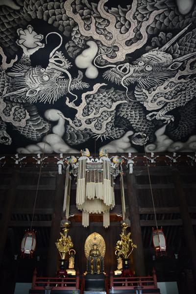 京都おすすめの観光スポット。堂内撮影OK!建仁寺_e0171573_2004959.jpg