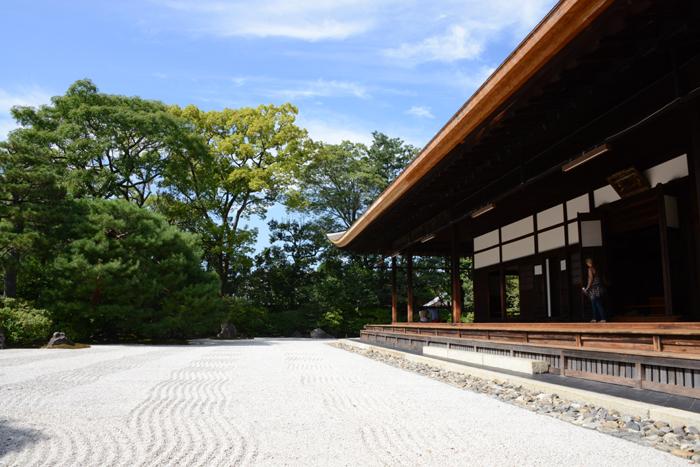 京都おすすめの観光スポット。堂内撮影OK!建仁寺_e0171573_201470.jpg