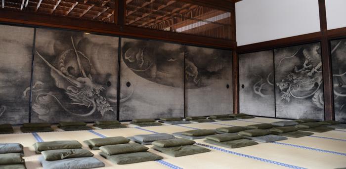 京都おすすめの観光スポット。堂内撮影OK!建仁寺_e0171573_201595.jpg