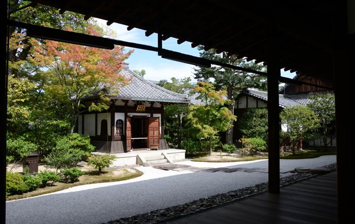 京都おすすめの観光スポット。堂内撮影OK!建仁寺_e0171573_2022938.jpg