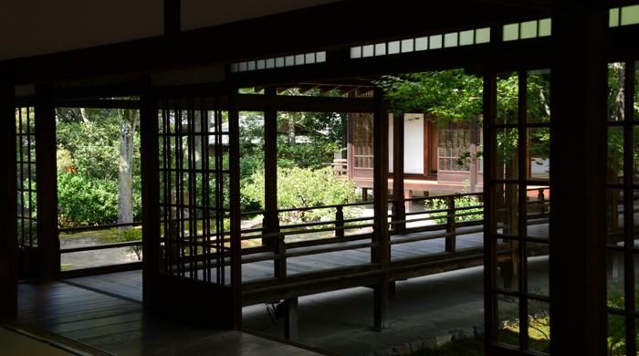 京都おすすめの観光スポット。堂内撮影OK!建仁寺_e0171573_203918.jpg