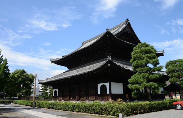 京都おすすめの観光スポット。堂内撮影OK!建仁寺_e0171573_2055560.jpg
