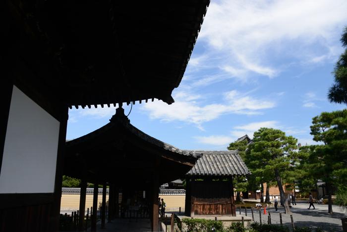 京都おすすめの観光スポット。堂内撮影OK!建仁寺_e0171573_2061581.jpg
