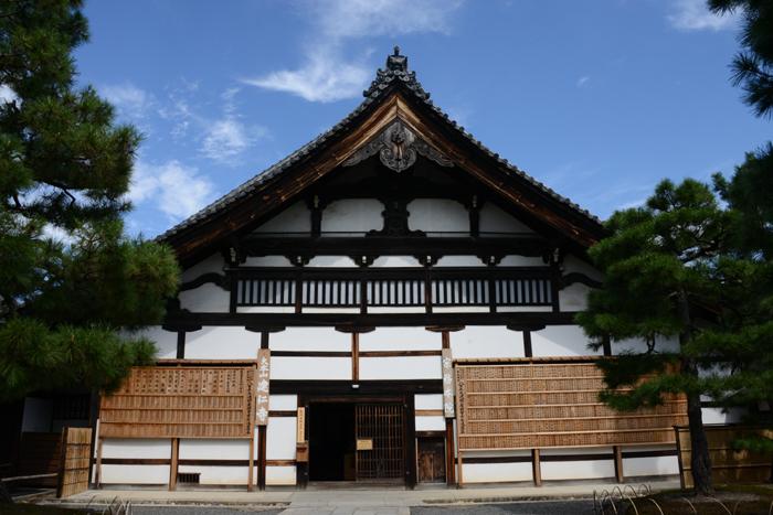 京都おすすめの観光スポット。堂内撮影OK!建仁寺_e0171573_206531.jpg
