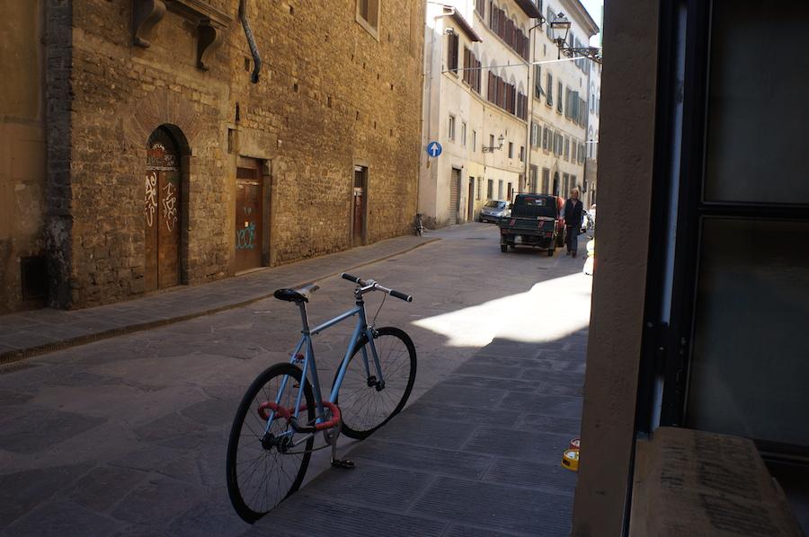 フィレンツエで一番美味しいコーヒー_f0106597_1315312.jpg