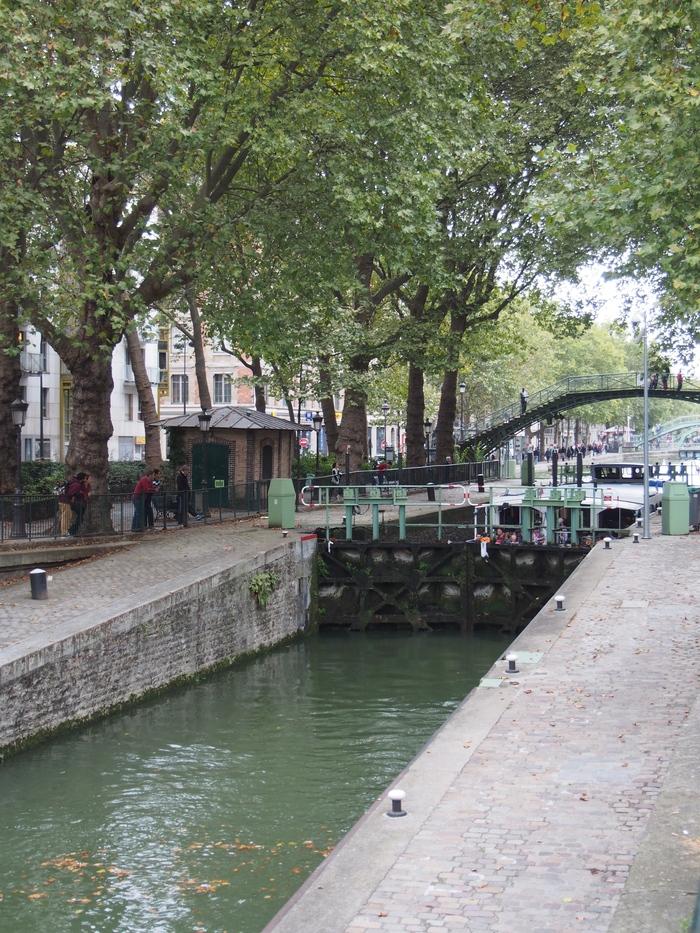 2014 10月 パリ (14) 宿泊はCitadine Republique_f0062122_7382463.jpg
