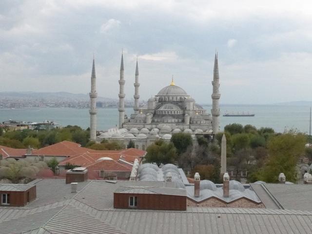 イスタンブールへ行く。⑤ ~2大モスクに行った話~_f0232060_025021.jpg