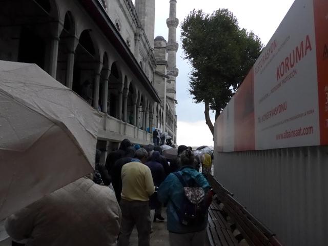 イスタンブールへ行く。⑤ ~2大モスクに行った話~_f0232060_0435473.jpg