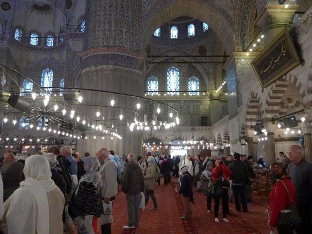 イスタンブールへ行く。⑤ ~2大モスクに行った話~_f0232060_0491092.jpg