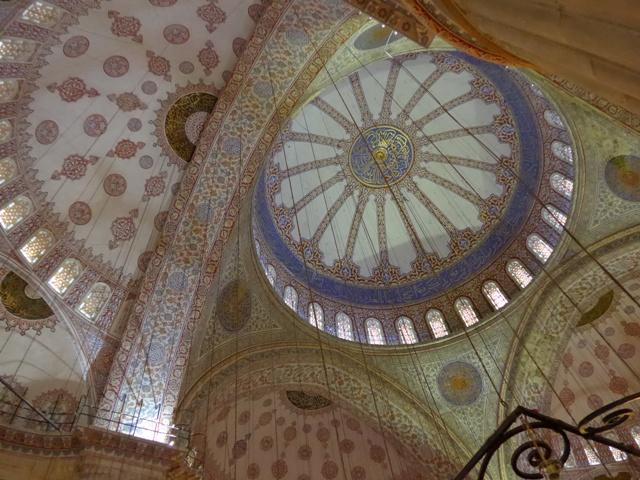 イスタンブールへ行く。⑤ ~2大モスクに行った話~_f0232060_0523577.jpg