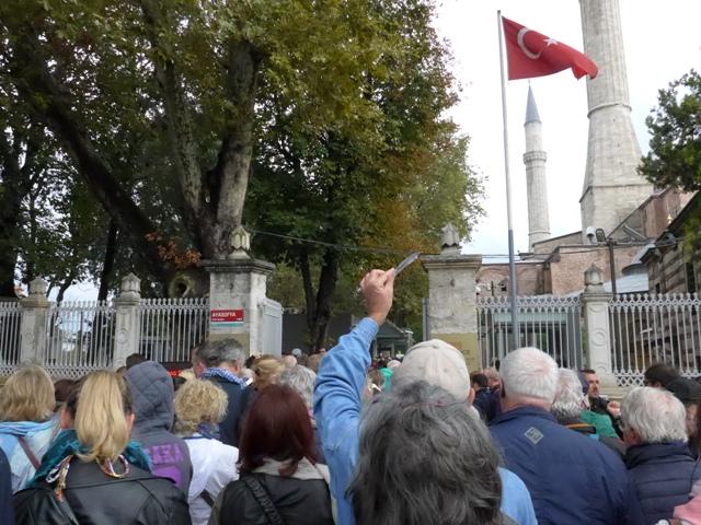 イスタンブールへ行く。⑤ ~2大モスクに行った話~_f0232060_0571212.jpg