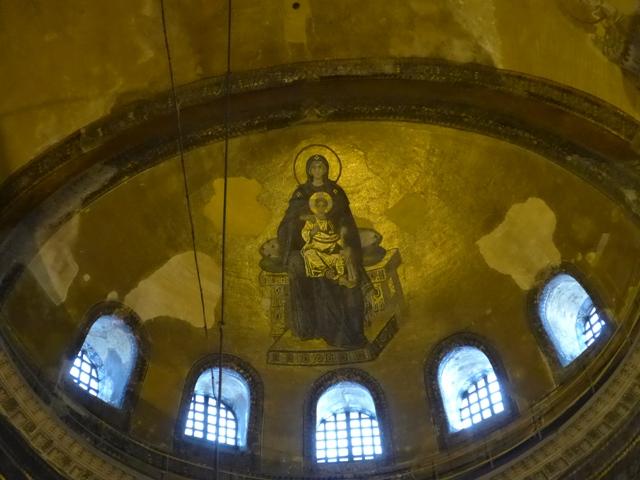 イスタンブールへ行く。⑤ ~2大モスクに行った話~_f0232060_1112157.jpg