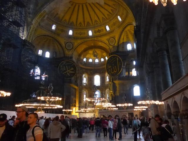 イスタンブールへ行く。⑤ ~2大モスクに行った話~_f0232060_133064.jpg
