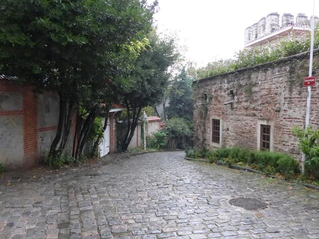 イスタンブールへ行く。⑥ ~メデューサとご対面の話~_f0232060_14165695.jpg