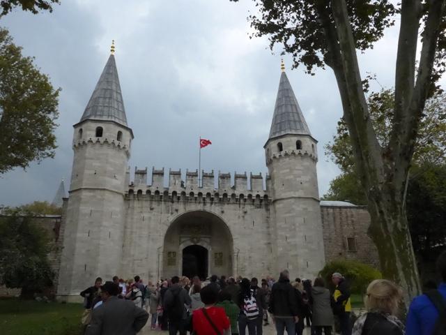 イスタンブールへ行く。⑥ ~メデューサとご対面の話~_f0232060_1423222.jpg