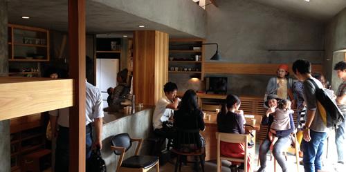 yo house < 慰労会 と open house >_b0207676_210169.jpg