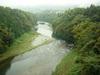 小雨の奥多摩風景_c0340785_15251720.jpg