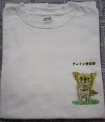 チャリィ限定Tシャツ_c0340785_15271171.jpg