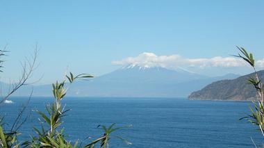 初富士を眺め_c0340785_15273046.jpg