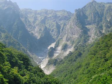 谷川岳も猛暑だった_c0340785_15282641.jpg