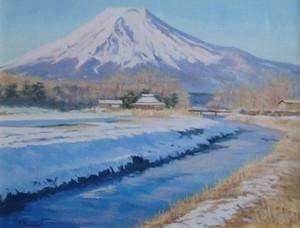 富士近景_c0340785_15292136.jpg