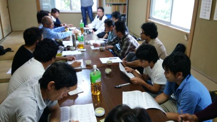 登録ミカン 職員学習会_d0141987_10032835.jpg