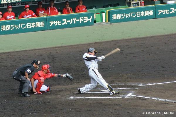 10/11 CS 1stステージ(対広島)第1戦、メッセの好投とドメさんのホームランで阪神が初戦を制す!_f0339989_10402480.jpg