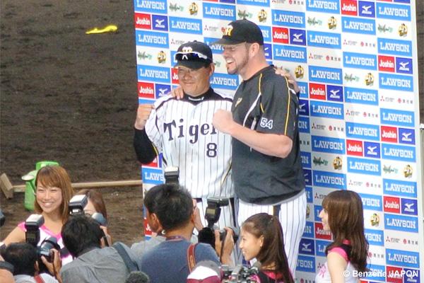 10/11 CS 1stステージ(対広島)第1戦、メッセの好投とドメさんのホームランで阪神が初戦を制す!_f0339989_10542694.jpg