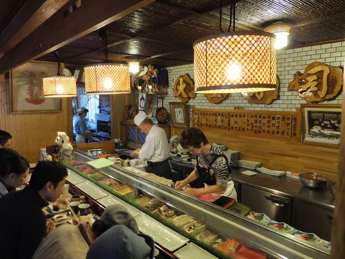 ししゃも寿司を食べに行こう!!_c0226202_2111818.jpg