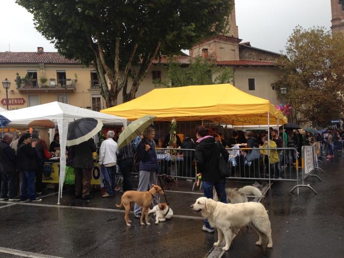 """イタリアの秋の恵み🍁 \""""ジャヴェーノのポルチーニ茸祭り\"""" Festa del Fungo a Giaveno_b0246303_22040315.jpg"""